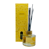 Distillery Reed Diffuser 200ml AWAKEN Lemon Blossom & Summer Moss