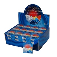 Crystal Garden 48 Pieces with Display Box
