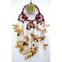 Dream Catcher BROWN Mini