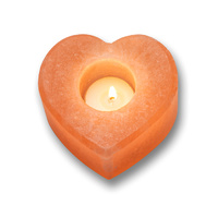 Himalayan Salt Tealight HEART